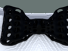 Men's Bow-Tie (built in clip)! 3d printed