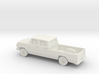 1/87 1959 Ford F250 Crew Cab 3d printed