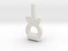 Zodiac Key V1 3d printed