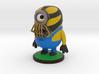Bane Minion 3d printed