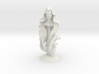 WomanSculpture 3d printed