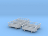 5x FR type 3t Slate Wagons (009) 3d printed