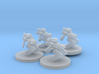Crusader Robot 3d printed