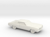 1/87 1970 Cherolet Monte Carlo  3d printed