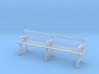 Ho Platform Seat 3d printed