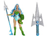 MOTUC Mer-People Trident 3d printed Painted Prototype printed in White Strong & Flexible Polished