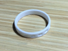 Simple Men's Ring - Size 10.25 3d printed