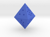 Single D8 (of the Fluorite Octet) 3d printed