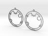 Aubrey - Earrings - Series 1 3d printed