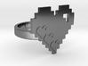 Moms Ring 3d printed