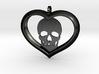 Skull Heart (2) 3d printed