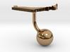 United Arab Emirates Terrain Cufflink - Ball 3d printed
