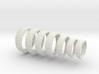 Rings for Mirek 3d printed
