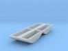 N scale Aluminator Tubs 3d printed