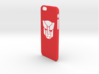 Iphone 6 case transformers 3d printed
