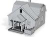 Swedish House Small 3d printed