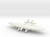 Kalinin Ka-7- (Russian) 1/700 Scale-(Qty.1) 3d printed