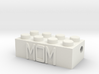 MOM 3d printed