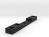 Bruder Delta Loader: Rear lights mount 3d printed