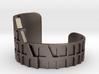 Colosseum Bracelet Size Small (Metal Version) 3d printed