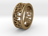 Constellation symbol ring 6.5-7 3d printed