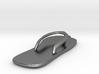 Flip Flop Pendant 3d printed