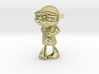 Gus Figurine - Small - Precious Metal 3d printed