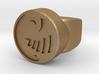 Eagel seal ring 3d printed