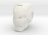 Ironman Helmet 3d printed