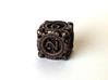 13mm Steampunk D6 3d printed