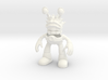 Monster Alien in a Robot Suit Toy Figurine 3d printed
