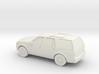 1/87 2007 Lincoln Navigator 3d printed