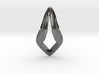Floating Free Z, Pendant. Smooth Shaped for Perfec 3d printed