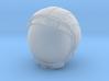 Apollo Helmet 1:16 3d printed