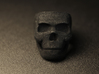 Skull Ring Size 7.25 3d printed