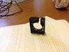 LOFF - wire cubic ring and pendant 1 3d printed Add a caption...