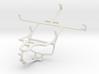 Controller mount for PS4 & ZTE V887 3d printed