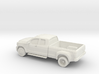 1/87 2011 Toyota Tundra HD Extendet Cab  Dually  3d printed