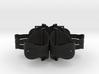 14x. GoPro Hero 3 / Hero 4 Lens Hood  3d printed