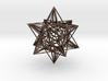 Great Icosahedron 3d printed