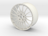 "OZ WRC 20""x9J 5x114mm (1:8) 3d printed"