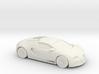 1/87 2005-12 Bugatti Veyron 3d printed