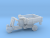 N Scale 1948 Piaggio Ape w/ Open Bed 3d printed