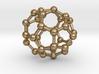 0018 Fullerene c34-3 cs 3d printed