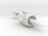 StarShip Stallion 3d printed