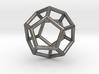 0022 Fullerene c20ih Bonds (Dodecahedron) 3d printed