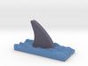 Desktop Shark Fin 3d printed