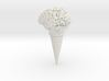 Icecream Brain 3d printed