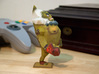 Goron Statue from Zelda Majora's Mask 3d printed