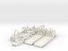 Cod War Set 3 1:700/600 3d printed